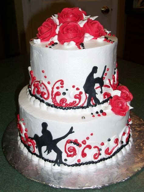 cake images  pinterest dance cakes