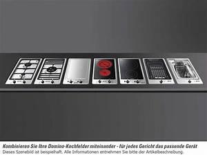 Smeg pgf32gd domino edelstahl gaskochfeld autark for Domino kochfeld