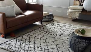 Petit Tapis Berbere : tapis berb re d co pas cher la redoute la seinographe ~ Teatrodelosmanantiales.com Idées de Décoration