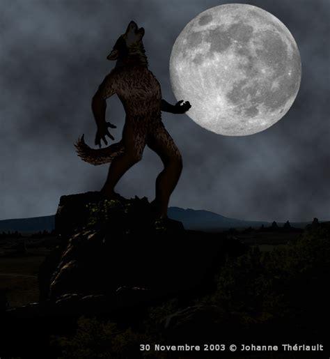 Loup-garou by DarkTholt on DeviantArt