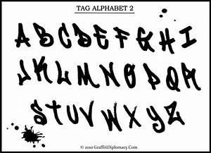 Easy graffiti letters alphabet letter of recommendation for Design your letters