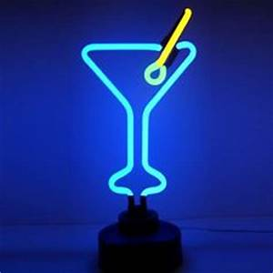 Martini Neon Sign