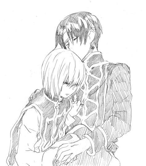 anime kiss hunter x hunter hunter x hunter 1655206 zerochan