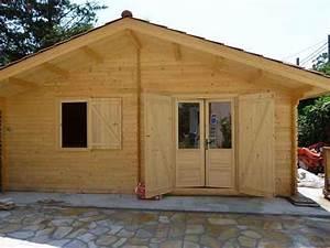 Chalet En Bois Prix : prix chalet bois habitable conceptions de la maison ~ Premium-room.com Idées de Décoration