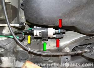 Volkswagen Golf Gti Mk V Fuel Filter Replacement  2006