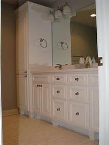 Bath & Laundry Cabinets « Ebben Custom Cabinets & Furniture