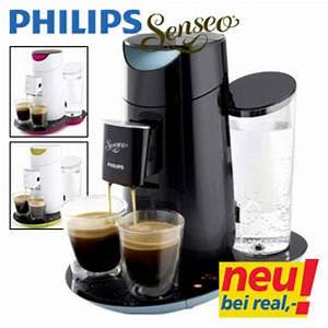 Kaffee Pad Automat : philips kaffee padautomat senseo twist von real ansehen ~ Frokenaadalensverden.com Haus und Dekorationen