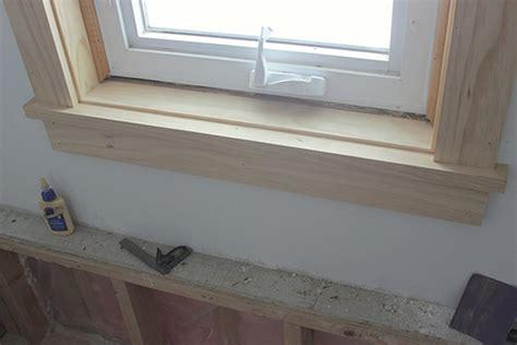 install craftsman style window trim school