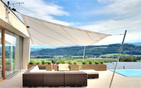 Sonnensegel Zum Einrollen by Sonnensegel F 252 R Terrasse Balkon Sch 214 Ner Wohnen