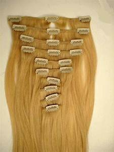 China Clips Hair Extension