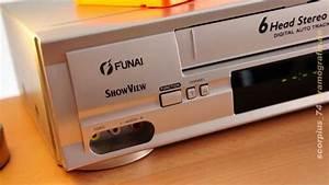Funai Videorekorder Vhs-recorder Vcr - Model 31a-664
