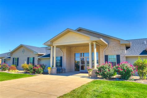 granite city senior living view manor in