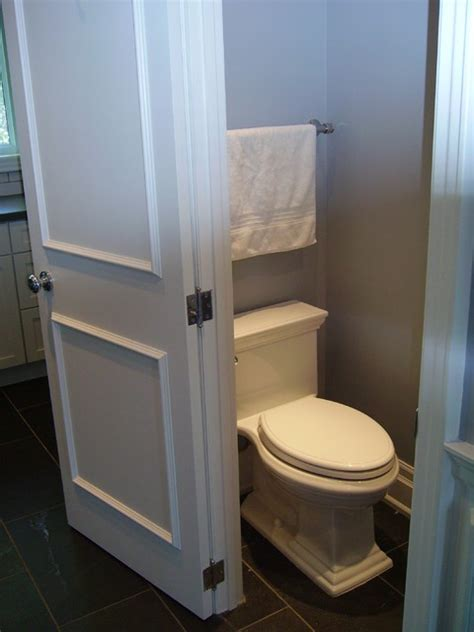 tiny small bathroom traditional powder room toronto
