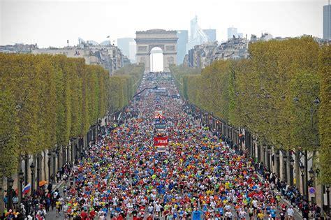 bravo aux coureurs du marathon de paris  medecins