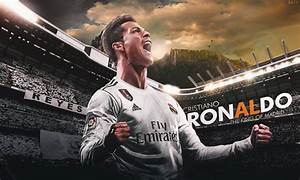 Cristiano Ronaldo Wallpaper 2017/18 by DanialGFX on DeviantArt