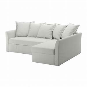 holmsund canape lit d39angle orrsta gris blanc clair ikea With canapé lit d angle ikea