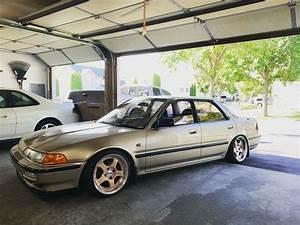 1990 Acura Integra Sedan Brown Fwd Manual Xsi For Sale