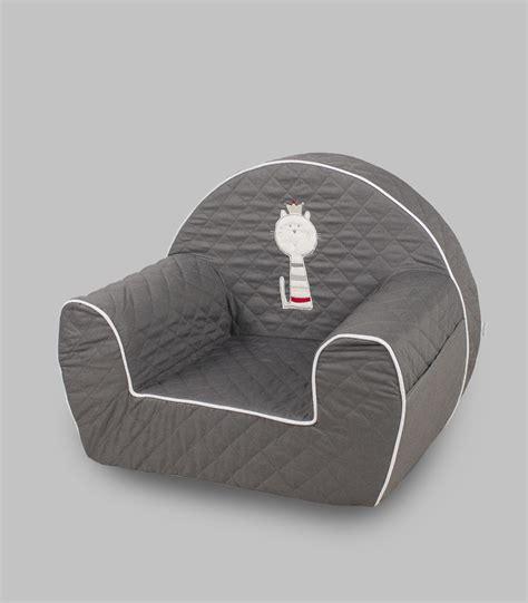 siege mousse bebe fauteuil en mousse bébé accessoire chambre