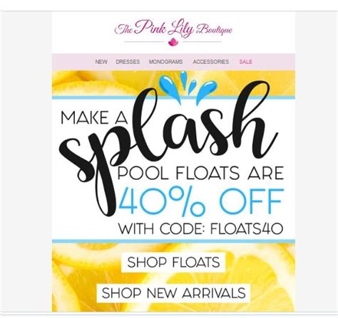 pinklily boutique coupons
