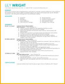Contemporary Resumes Exles by 5 Sles Of Resumes Bursary Cover Letter