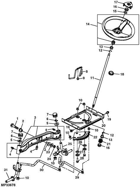 john deere  parts diagram put diagramsalimbus