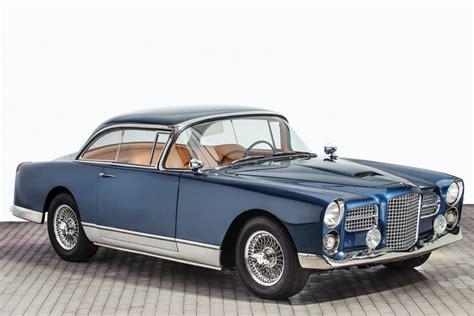 De Facel Vega à Facellia Automobiles, l'automobile de luxe