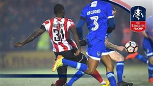 Lincoln City 3-2 Oldham Athletic - Emirates FA Cup 2016/17 ...