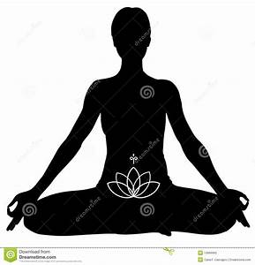 YOGA Lotus Pose Stock Photos - Image: 13666993