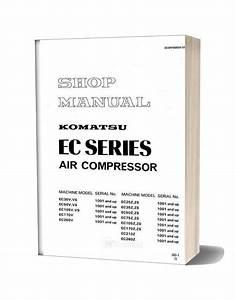 Komatsu Air Compressor Ec260v 1 Workshop Manuals