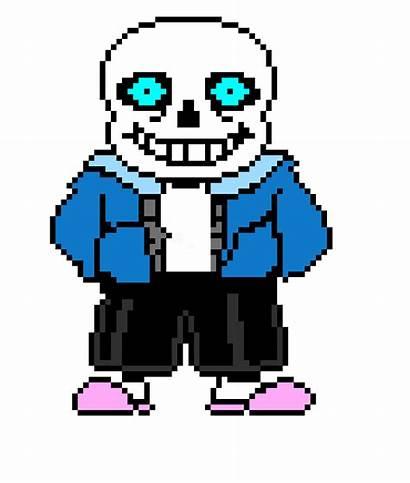 Sans Eyes He Pixel Except