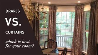 drapes vs curtains which one is better wilmington nc
