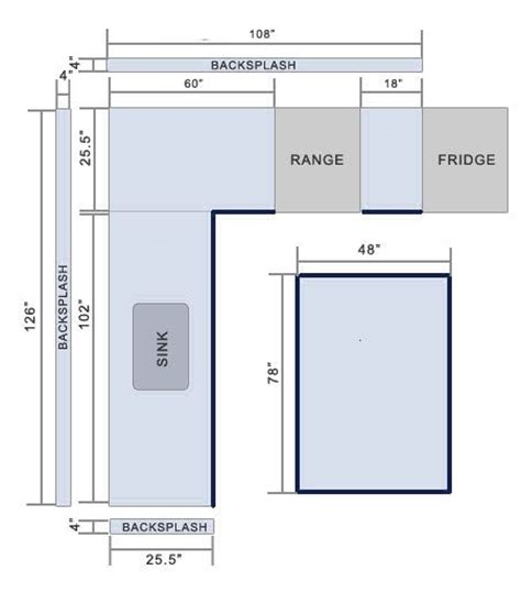how to measure cabinets measure countertop space new home ideas pinterest