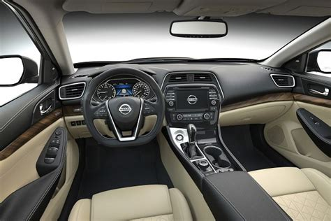 2016 Nissan Maxima Interior by Scale Update For The Nissan Maxima In 2016