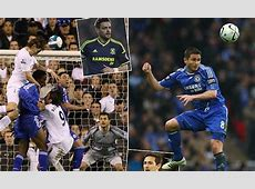 Chelsea and Tottenham face off in rerun of 2008 League
