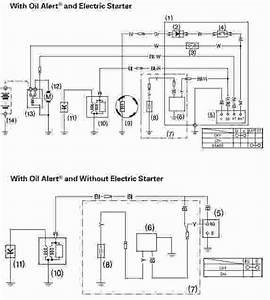 Honda Gx240 Gx270 Gx340 Gx390 Wiring Diagram