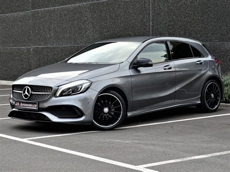 In today's video, we'll take an up close and in depth look at the new 2017 mercedes a class amg line. Mercedes-Benz A200 AMG Line (VENDUE) - J.N. Automobiles