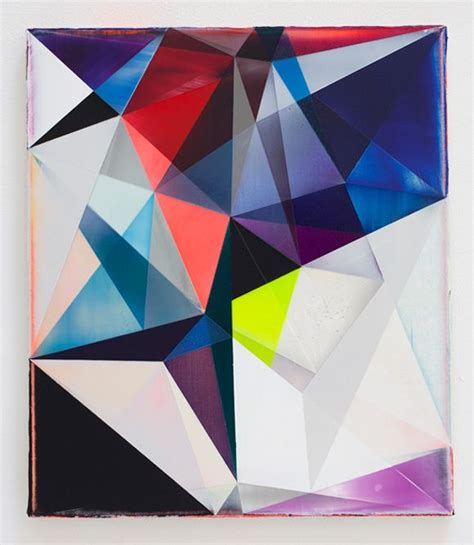 Abstract Modern Shapes by Shannon Finley Colors Geometric Geometric