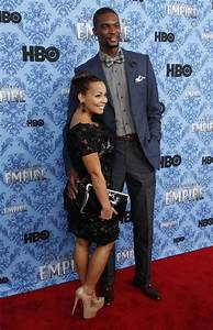 Who Is Chris Bosh's Wife? Adrienne Williams In News After ...