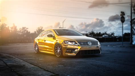 Volkswagen Wallpapers by Volkswagen Cc 4k Ultra Hd Wallpaper Background Image