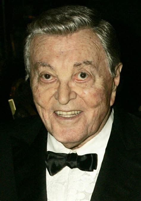 Romantic Ballad Singer Tony Martin Dies At Age 98