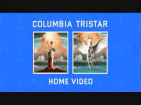Columbia TriStar Home Video Logo from 1997 (Rare, Remake ...