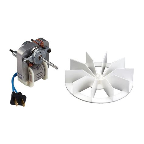 attic roof fan replacement broan replacement motor and impeller for 659 and 678