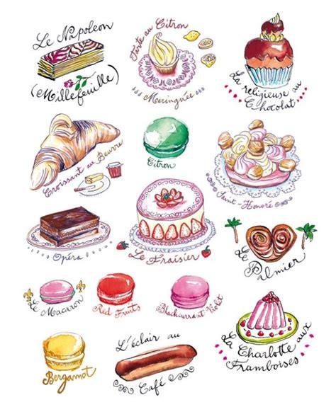 illustration cuisine 309 best images about food on