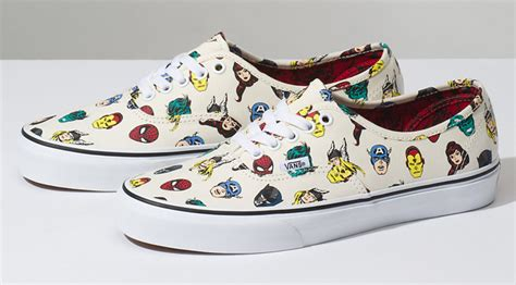 Vans And Marvel Joined Forces To Celebrate Your Favorite ...