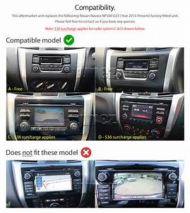 Android Car Mp3 Player For Nissan Navara Np300 D23 Stereo