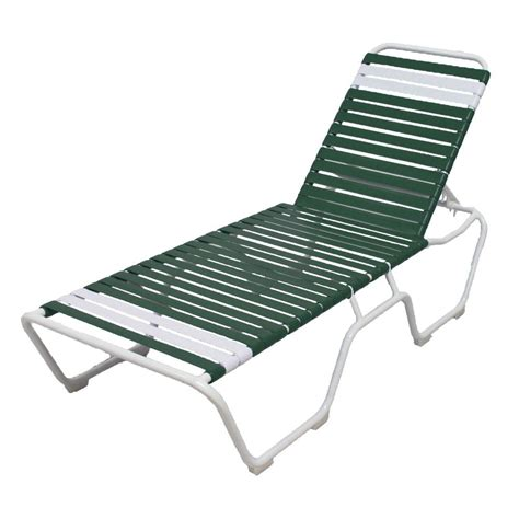 marco island white commercial grade aluminum patio chaise