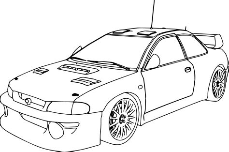 Coloring Car by Race Car Coloring Pages Coloringsuite