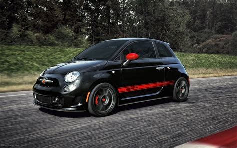 Abarth 500 Fiat by Fiat 500 Abarth 2012 Widescreen Car Wallpapers 20