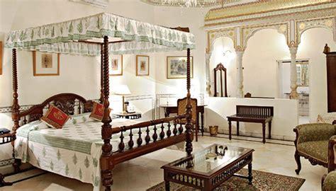 rajasthani furniture give royal interior