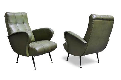 Poltrone Di Design Vintage : Poltrone Anni '60 In Sky E Piedi In Ottone